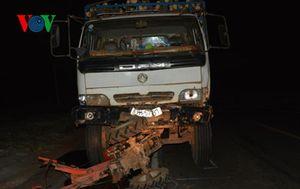 Tai nạn giao thông kinh hoàng: 5 người chết, 9 người bị thương
