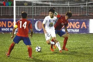 Trực tiếp U21 HAGL - U19 Hàn Quốc: Công Phượng mang b