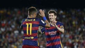 Có khi nào QBV 2015 sẽ phá hủy Neymar-Messi?