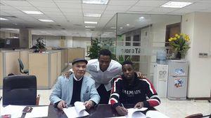Tân binh V.League 2016 hoàn tất hợp đồng với cựu tiền đạo PSG