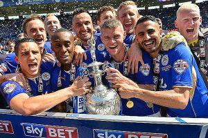 Leicester vô địch Premier League, nhà cái 'vỡ nợ'