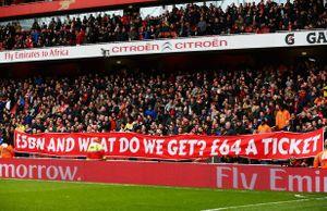 """Arsenal lại khiến CĐV """"phát điên"""""""