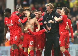 Xem trực tiếp Liverpool vs Sunderland 22h00