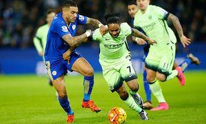 Lịch THTT: Hấp dẫn Man City - Leicester City
