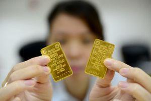 Giá bán vàng tăng mạnh ngày 28 tết