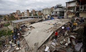 4 người Việt gặp nạn trong động đất tại Đài Loan