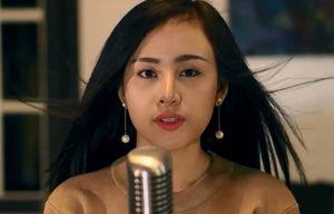 Huyền Anh học hát tiếng Hoa tặng người yêu cũ