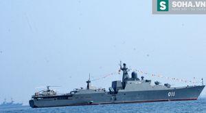 Hoành tráng Lễ duyệt binh tàu Hải quân quốc tế