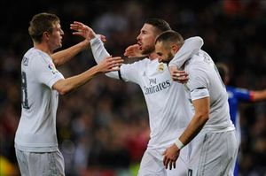 Đội hình siêu khủng của Real Madrid trong tương lai