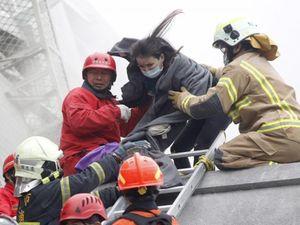 Nạn nhân vụ động đất tại Đài Loan tăng lên 11 người