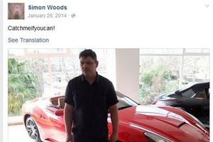 Tội phạm ti toe thách thức cảnh sát trên Facebook, cuối cùng bị bắt thật