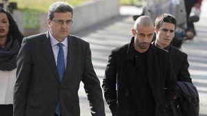 Mascherano từ chối nộp phạt vì tội trốn thuế