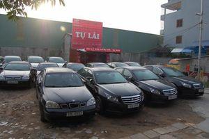 Dịch vụ cho thuê xe ô tô tự lái dịp Tết đắt hàng