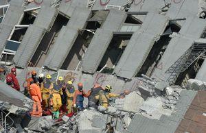 Động đất ở Đài Loan: Có ít nhất 26 người đã thiệt mạng