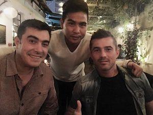 Người đại diện của HLV Calisto có mặt tại Việt Nam
