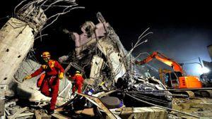 Trận động đất tại Đài Loan: Số người chết tăng lên 18