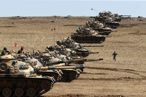 """Thổ có dám """"múa rìu"""" trước Nga tại Syria"""