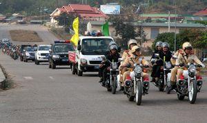 Quảng Trị: 200 cán bộ, chiến sĩ công an, biên phòng tham gia phòng chống pháo nổ dịp Tết