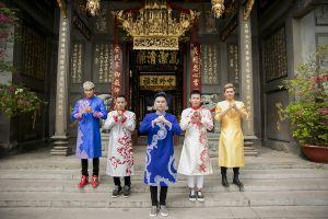Hoàng Tôn - FB Boiz 'bắt tay nhau' ra ca khúc Tết