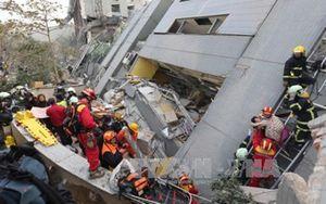 Động đất ở Đài Loan: Ít nhất đã có 38 người chết, gần 440 người bị thương