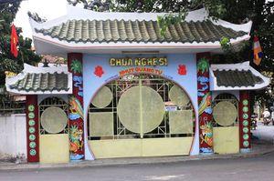 Đầu xuân thăm ngôi chùa đặc biệt nhất Sài Gòn