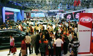 Năm 2016, Thaco sẽ bán 55.000 xe du lịch