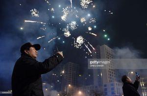 Các quốc gia châu Á tưng bừng chào đón năm mới Bính Thân 2016
