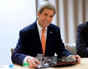 Ngoại trưởng Mỹ chúc mừng Tết Nguyên Đán