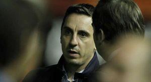 Valencia lại thua, Gary Neville lâm nguy