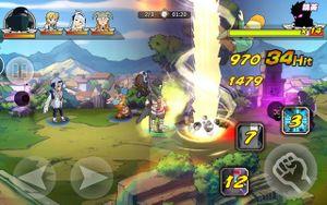 Fairy Tail Mobile - Game nhập vai manga cực hay cho gamer Việt