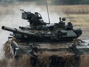Nga lần đầu xác nhận triển khai xe tăng T-90 tham chiến tại Syria