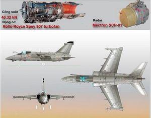 Infographic: Sức mạnh chiến đấu cơ AMX của Italia vừa triển khai