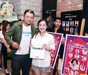 Phan Xi Nê: 'Thành công nhờ đứng trên vai người khổng lồ'
