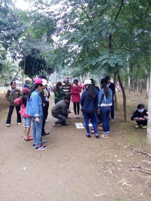Quảng Ngãi: Ngày Tết, cờ bạc khắp sân chùa Thiên Ấn