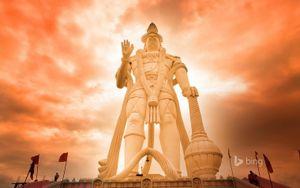 Chiêm ngưỡng tượng đài thần khỉ lớn nhất quả đất