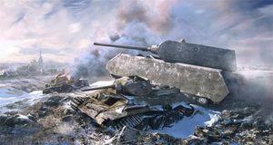 Khám phá xe tăng quái vật nặng gần 200 tấn của Đức