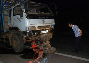 Những vụ tai nạn giao thông kinh hoàng năm 2015