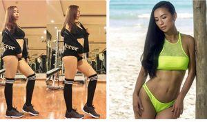 Hai người đẹp dáng chuẩn tiết lộ bí quyết ăn uống không tăng cân ngày Tết