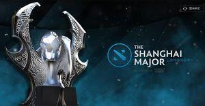 Lộ diện cup vô địch của giải đấu DOTA 2 Shanghai Major