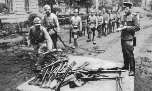 Tù binh Nhật bị Hồng quân Liên Xô lưu đày ở Mông Cổ
