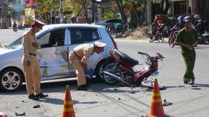 64 người chết vì tai nạn giao thông trong 3 ngày Tết, ùn tắc thường xuyên