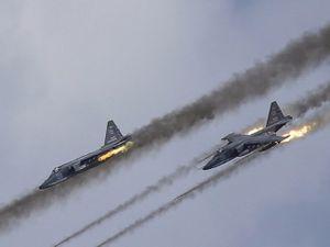 """Nga-Syria xung trận dồn phiến quân IS vào """"cửa tử"""""""