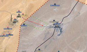 Lữ đoàn 120 đánh chiếm cao điểm khống chế thành phố Quraytayn