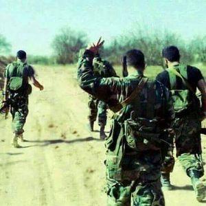 Quân đội Syria giành thêm một số cao điểm quanh thành phố Quraytayn