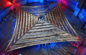 Tàu vũ trụ mới của NASA chạy bằng ánh sáng mặt trời