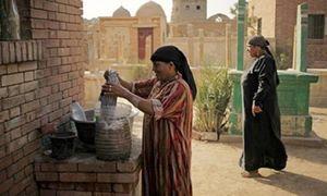 Nghĩa địa độc nhất thế giới ở Ai Cập