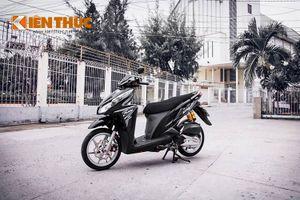 Cận cảnh Honda Click 125i giá 59 triệu tại Việt Nam