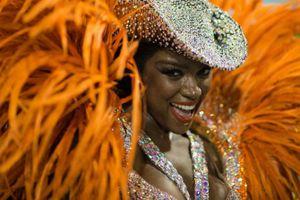 Hoành tráng lễ hội Carnival khắp thế giới