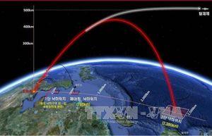 Mỹ xác nhận vệ tinh Triều Tiên bay ổn định trên quỹ đạo