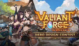 Valiant Force - Game đỉnh Singapore và 42 loại nhân vật